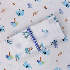 Infants Personalised Muslin Cloth Durable Machine Washable Naturally Smooth
