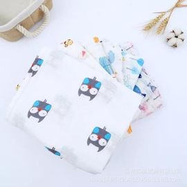 China Comfortable Muslin Receiving Blankets Safe Healthy Multi Use 98*74 Mesh factory